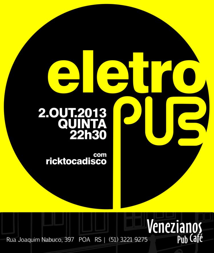 Eletropub - 02 de outubro 2013